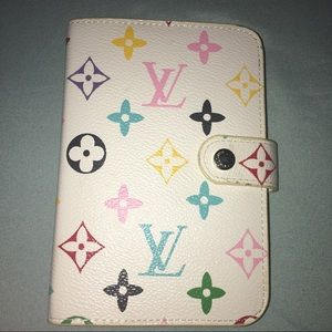 Louis Vuitton address book